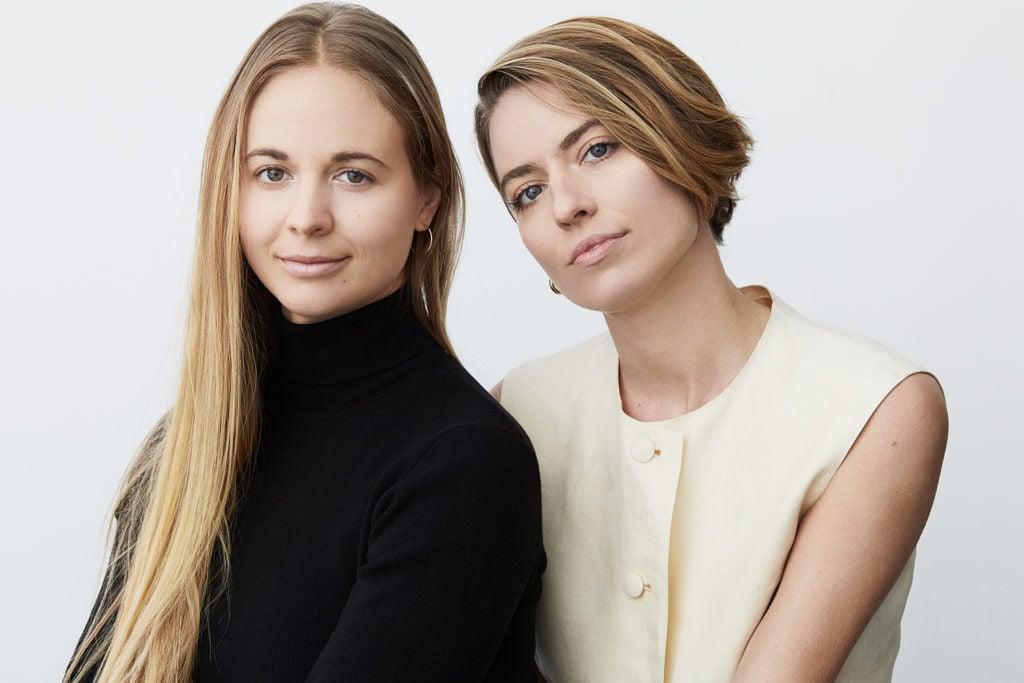Krissy Jones and Chloe Kernaghan are the founders of Sky Ting Yoga